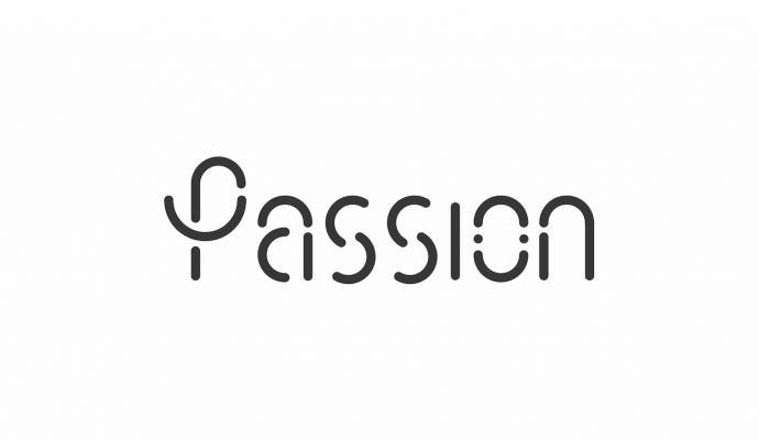 Passion typeface